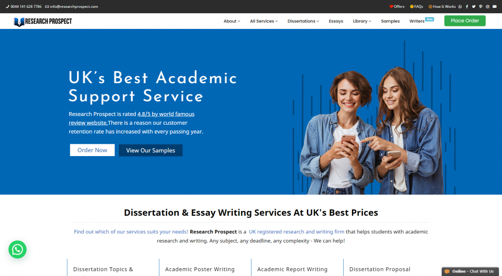 UK-s-Best-Essay-Dissertation-Writing-Service-Research-Prospect